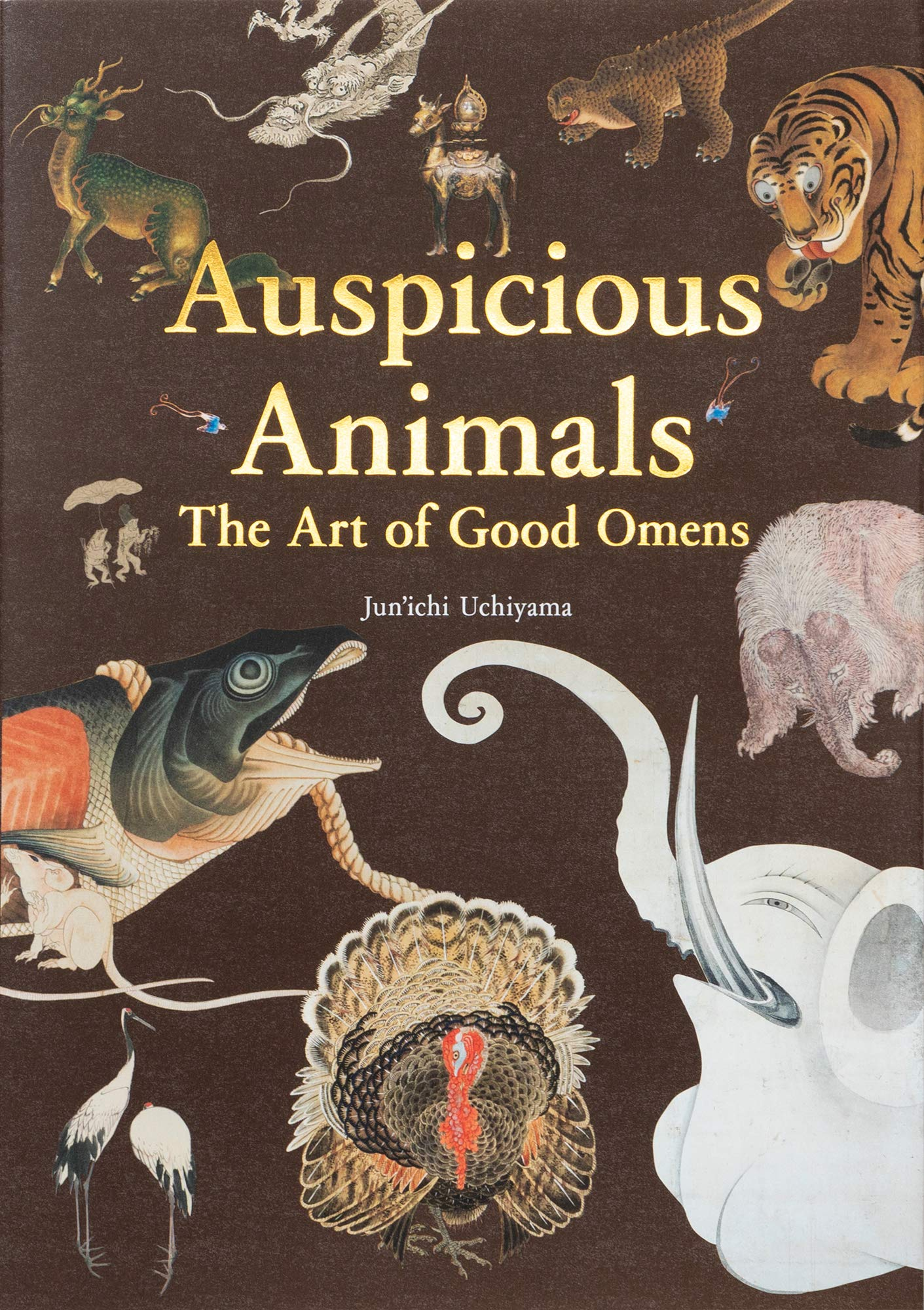 Auspicious Animals The Art of Good Omens: The Art of Good Omens