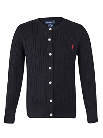 Ralph Lauren - Pull - Garçon - noir - 6 ans  Amazon.fr  Vêtements et ... d8c0914ec2e