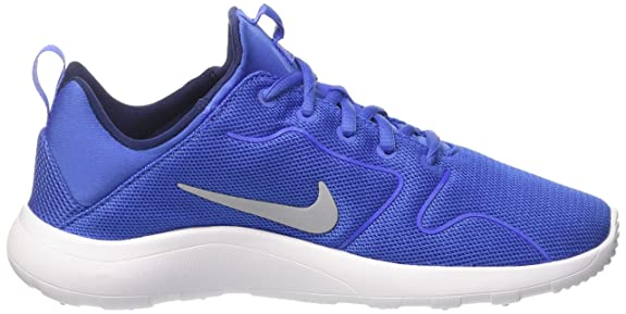 buy popular 3b086 b0d5e Nike Kids Kaishi 2. 0 (GS) Comet Blue Wolf Grey Running Shoe 4. 5 Kids US   Buy Online at Low Prices in India - Amazon.in