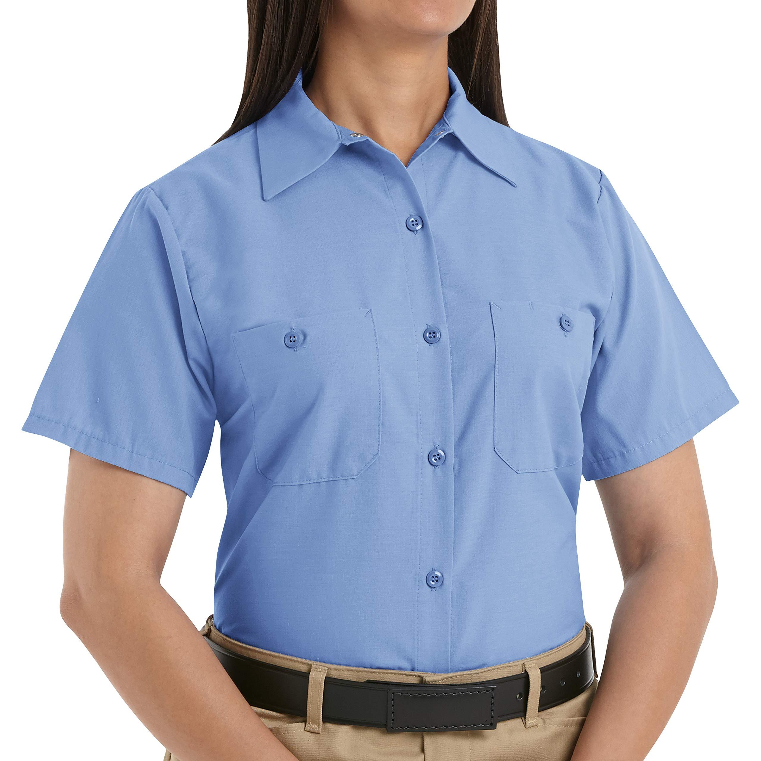 Red Kap Women's Industrial Work Shirt
