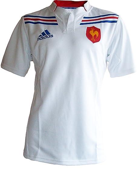 Adidas Rugby adidas Equipe France France Maillot De nwOymv0PN8