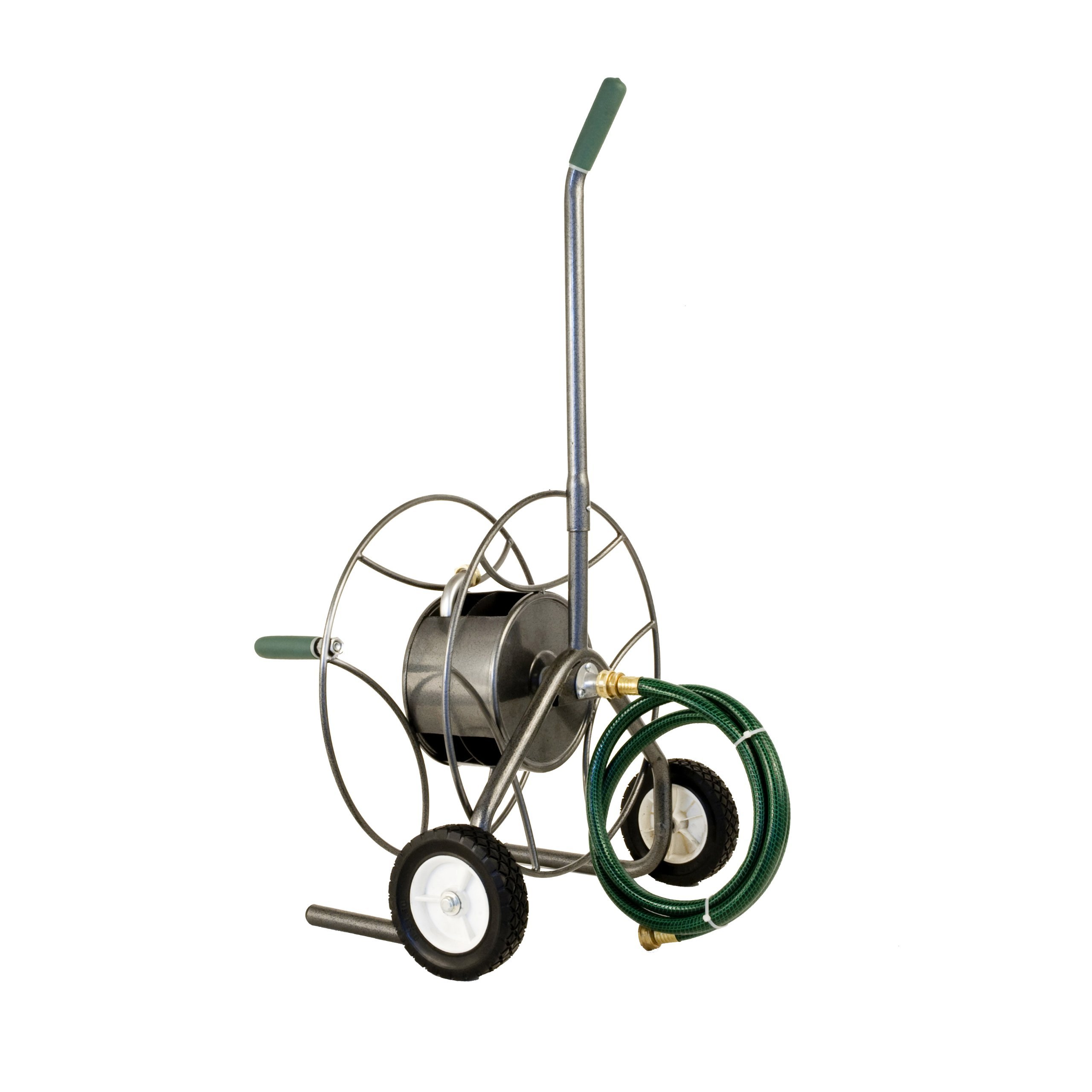 Yard Butler HTC-1 Compact Hose Reel Truck (Renewed)