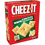 Cheez-It White Cheddar Baked Snack Cheese Crackers, 7 Ounce Box