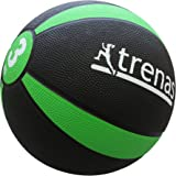 TRENAS Rubber Medicine Ball PRO – Professional Medicine Ball – 1 to 5 kg