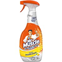 Mr Muscle Advanced Power Kitchen Cleaner, 750 ml (Pack of 6)