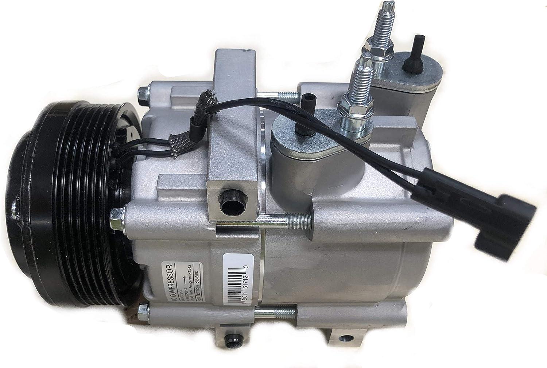 A//C Condenser APDI 7013586