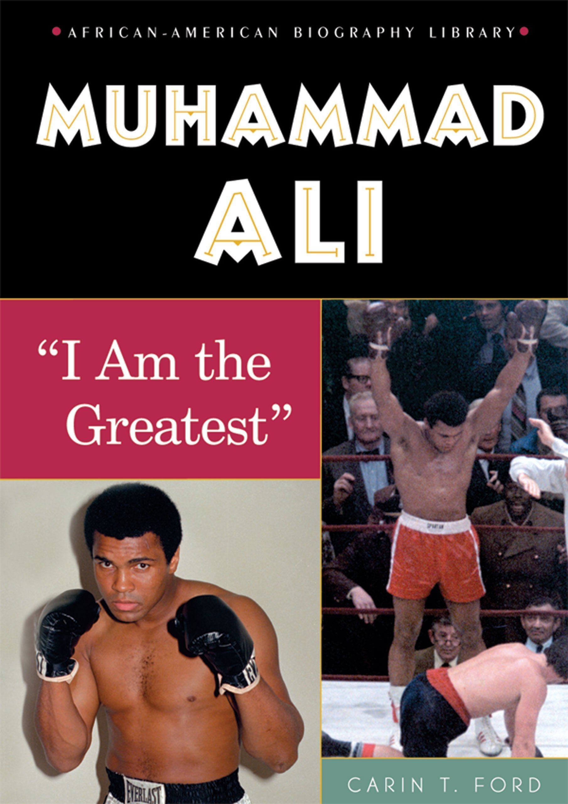 """Download Muhammad Ali: """"I Am the Greatest"""" (African-American Biography Library) pdf"""