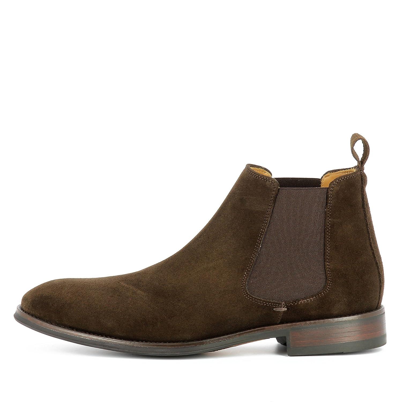 778e8b7df0b6 Evita Shoes Stefano Bottine Homme Daim: Amazon.fr: Chaussures et Sacs