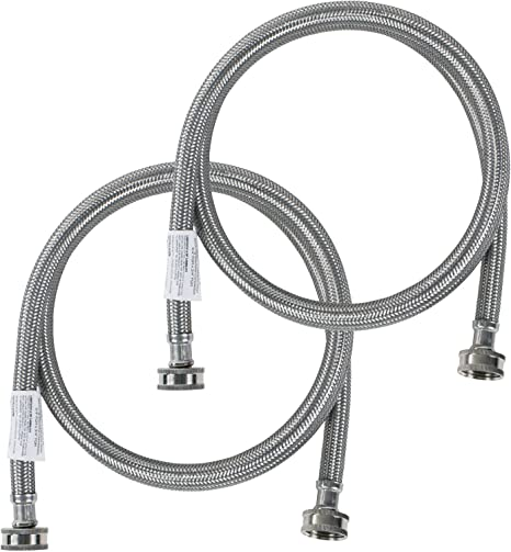 Certified Appliance Accessories Washing Machine Hoses