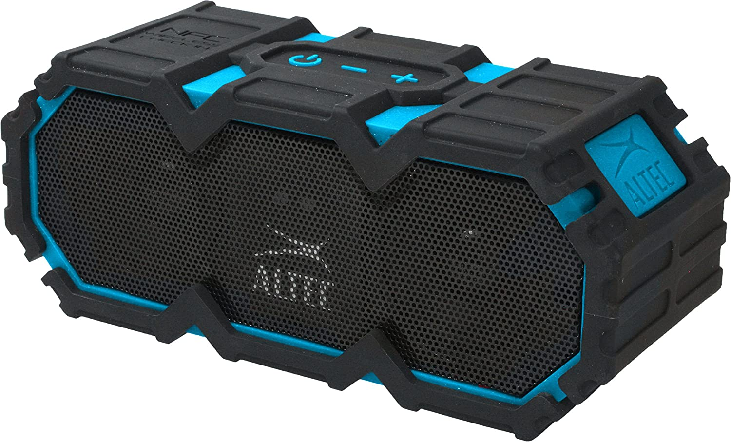 Altec Lansing iMW10 Life Jacket 10 Bluetooth Speaker Waterproof Wireless  Bluetooth Speaker, Hands-Free Extended Battery Outdoor Speaker,