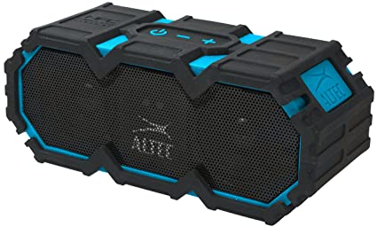 blue Latest Technology Super Life Jacket Imw888-sblue Portable Wireless Speaker Altec Lansing
