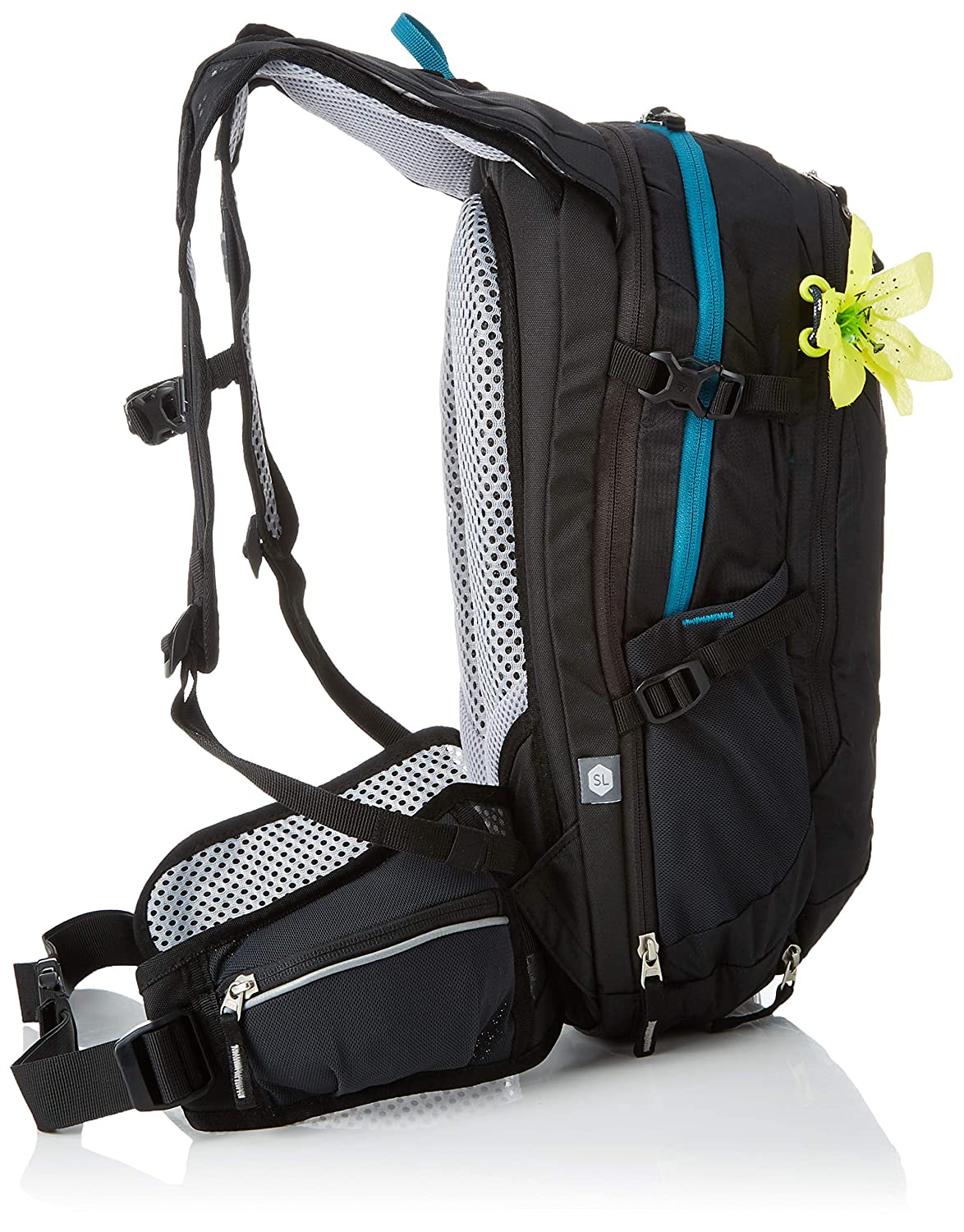 Amazon.com: Deuter Compact EXP 10 SL Biking Backpack with Hydration System, Black: Clothing