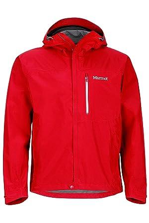 Marmot Jacke (MASZP) Men s Minimalist Jacket-Team Red 6b81522720a9