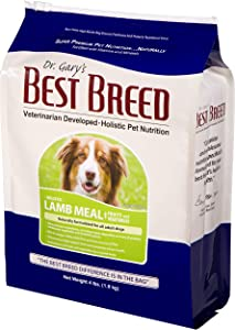 Best Breed Lamb and Whitefish Meals w/ Fruits & Vegetables. Made in USA [Natural Dry Dog Food For All Breeds and Sizes]