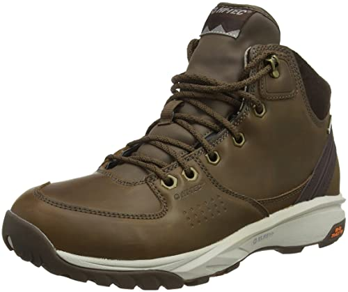 Hi-Tec Wild-Life Luxe I Waterproof, Botas de Senderismo para Hombre: Amazon.es: Zapatos y complementos