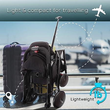 Portable Folding Baby Stroller – Compact Portable Stroller