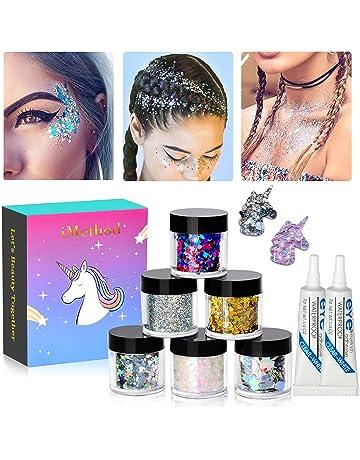 Beauty & Health 2019 Latest Design Lulaa Sequins Eyeshadow Powder Shimmer High Pigment Eye Shadow Makeup Body Glitter Lip Nail Powder Make Up Cosmetics 14 Colors