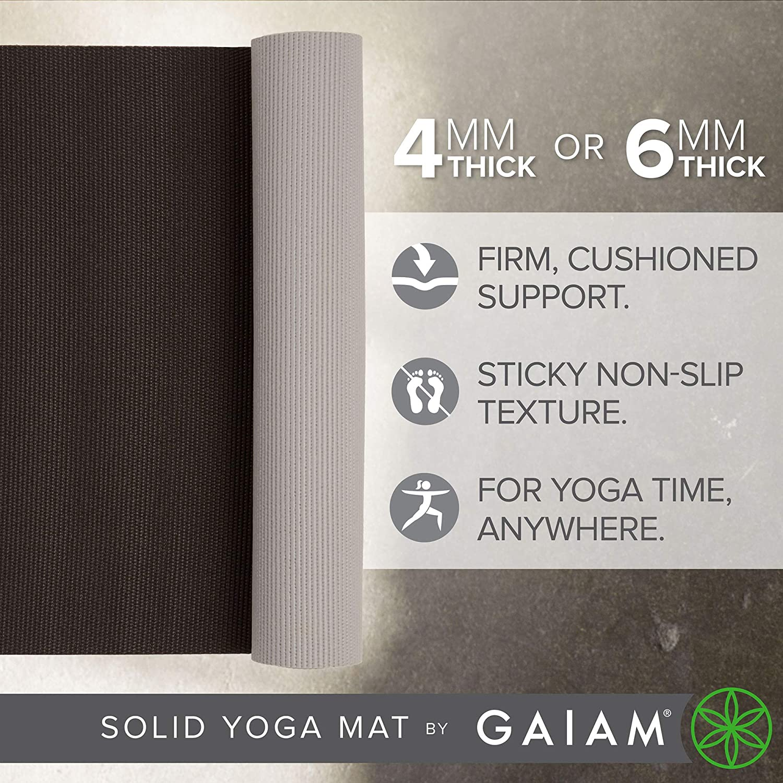 Esterilla de Yoga Grande Gaiam