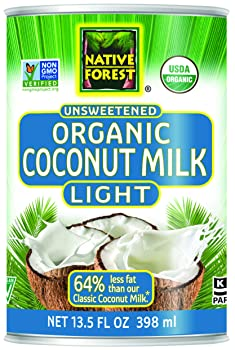 Native Forest Organic Light Reduced Fat Coconut Milk