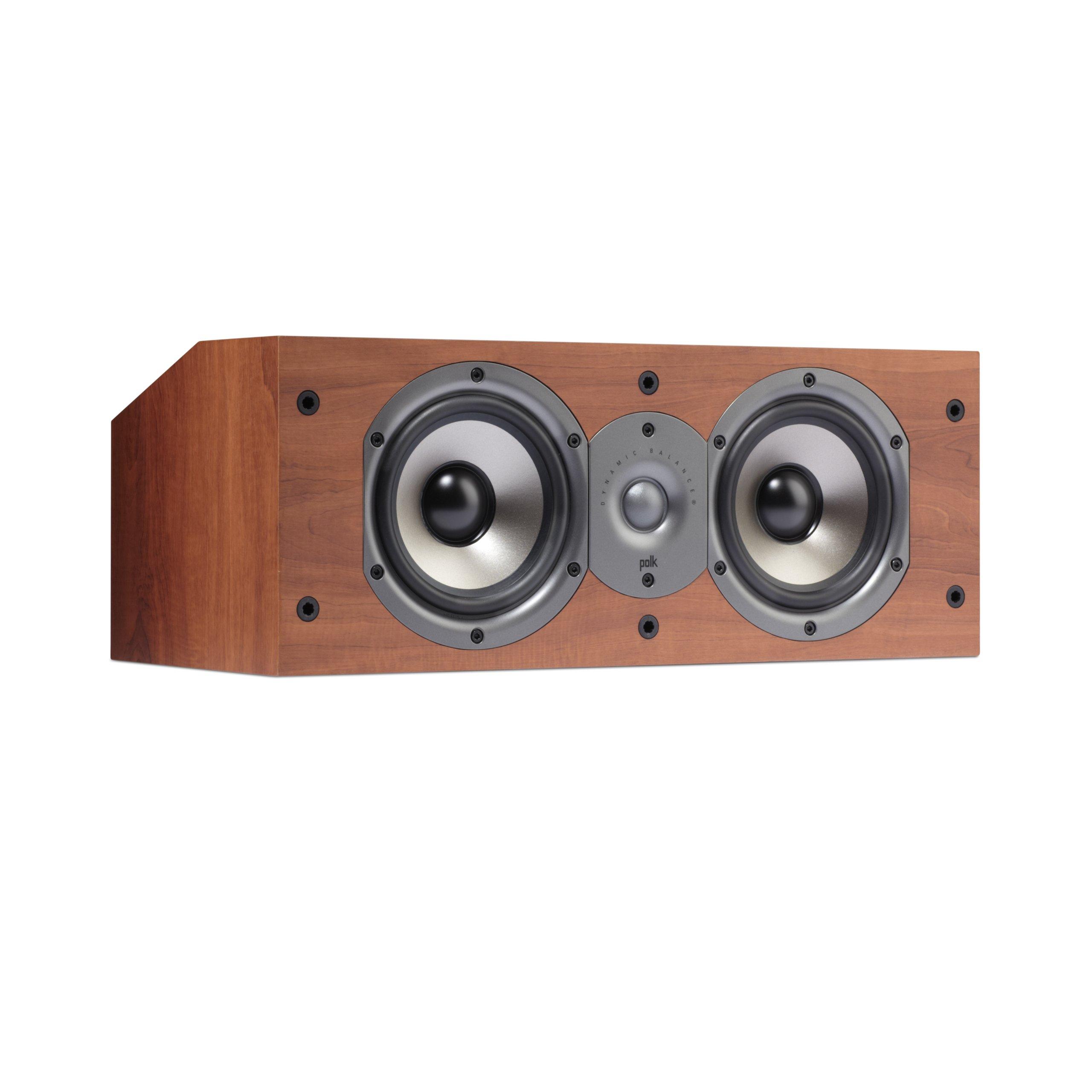 Polk Audio Monitor-15C 2-Way Center-Channel Speaker (Cherry) by Polk Audio