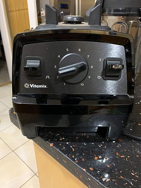 Vitamix E320 Explorian Batidora Negro licuadora: Amazon.es: Hogar