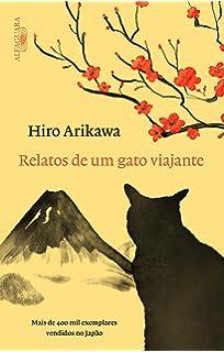 Relatos de Um Gato Viajante (Em Portuguese do Brasil)