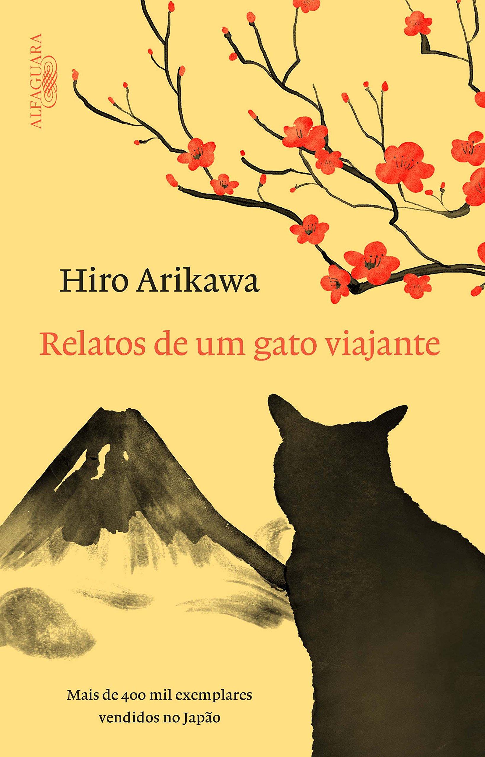 Relatos de Um Gato Viajante (Em Portuguese do Brasil): Hiro Arikawa: 9788556520487: Amazon.com: Books