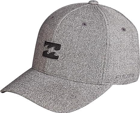 BILLABONG All Day Flexfit Caps, Hombre, Silver, U: Amazon.es: Ropa ...