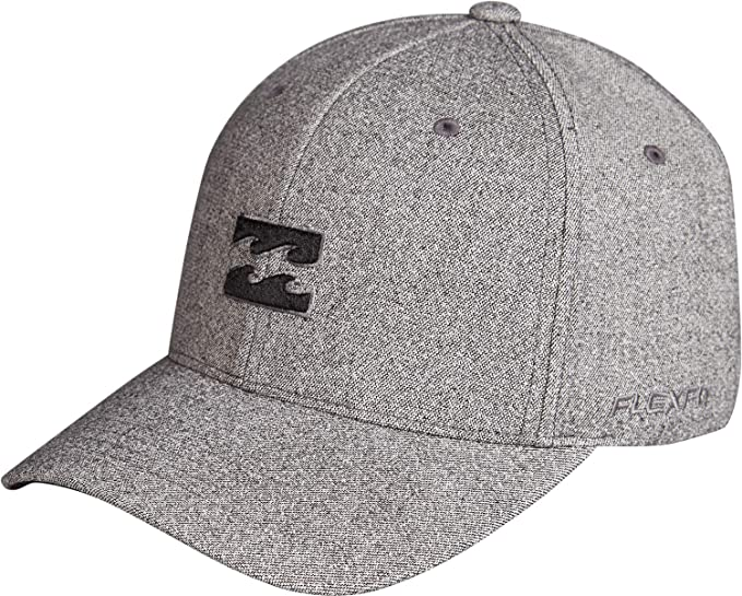 BILLABONG All Day Flexfit Caps, Hombre, Silver, U: Amazon.es: Ropa ...