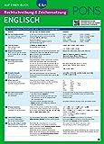 PONS Rechtschreibung und Zeichensetzung auf einen Blick Englisch: Kompakte Übersicht: Schreiben lernen (PONS Auf einen Blick)