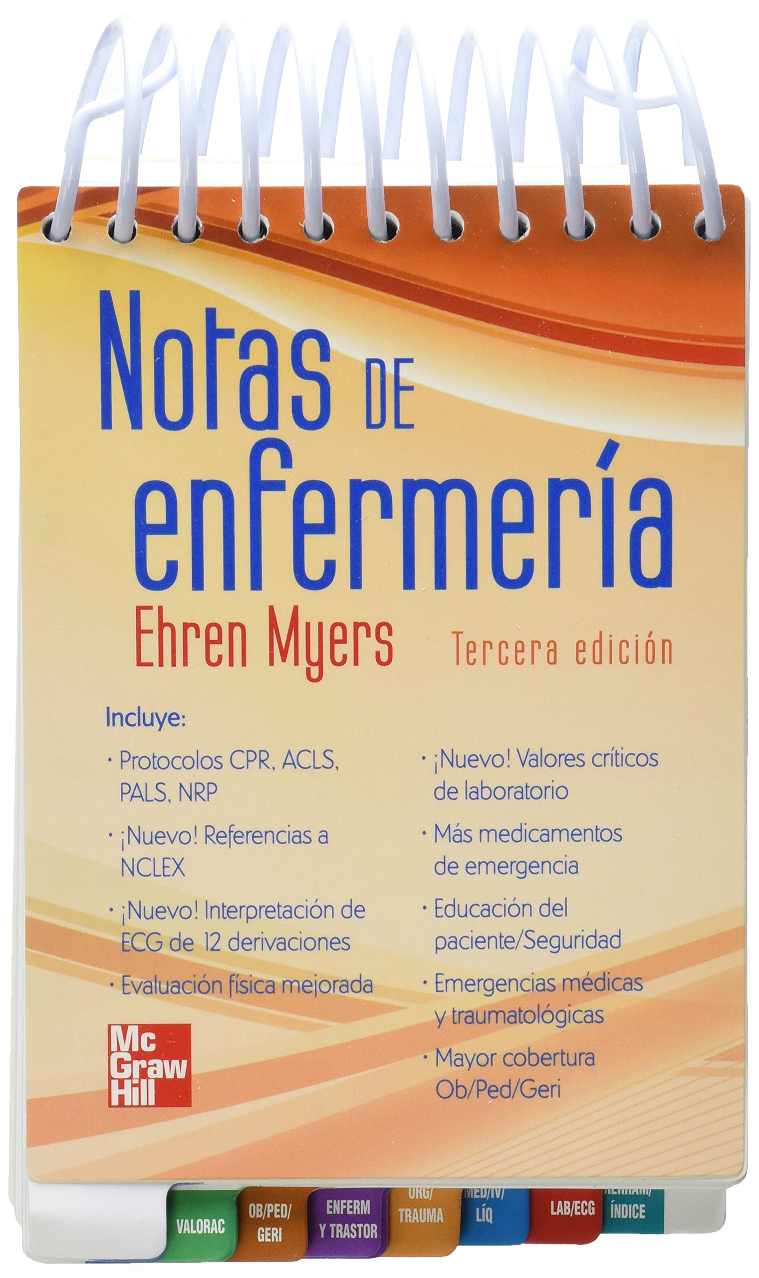 notas de enfermeria ehren myers