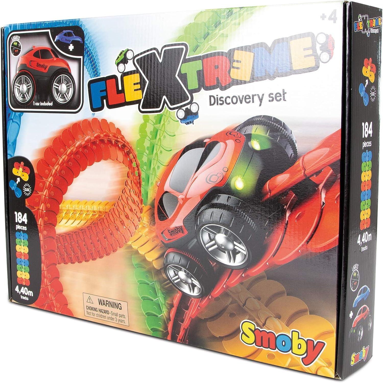 Smoby Flextreme: Die total verrückte Rennbahn für Kinder