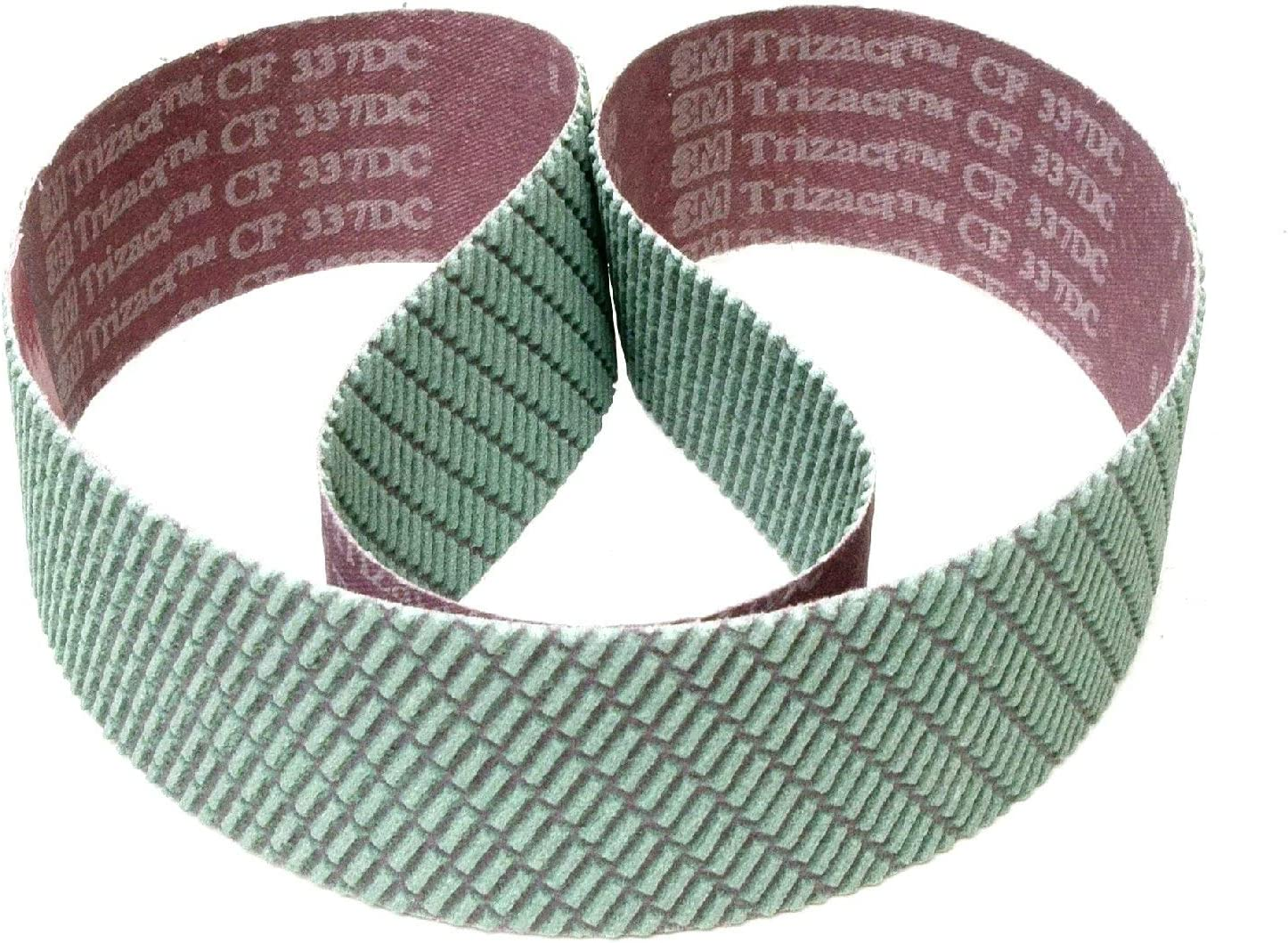 3M Trizact 337DC CF Sanding Belt for Steel and Metal 50 x 1020 mm 1 Piece Grit Choice Trizact 337DC CF