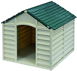 Caseta de Perro Fido Maxi, 86x84x82 cm