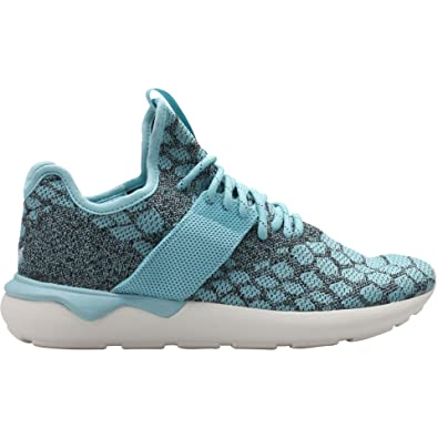 promo code 12688 034a8 adidas B25572 Men Tubular Runner Prime Knit Blue Black White
