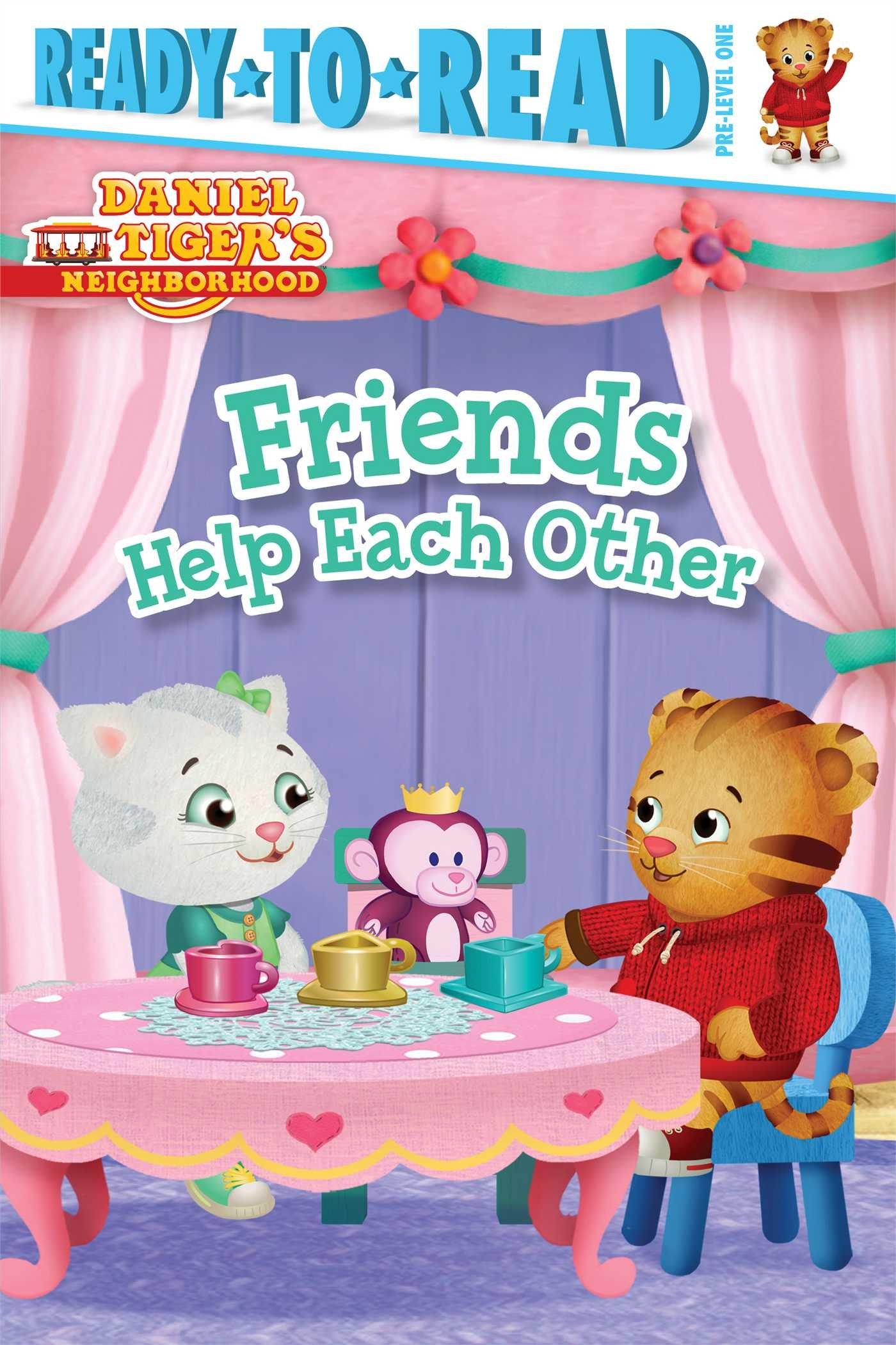 Friends Help Each Other (Daniel Tiger's Neighborhood) pdf epub