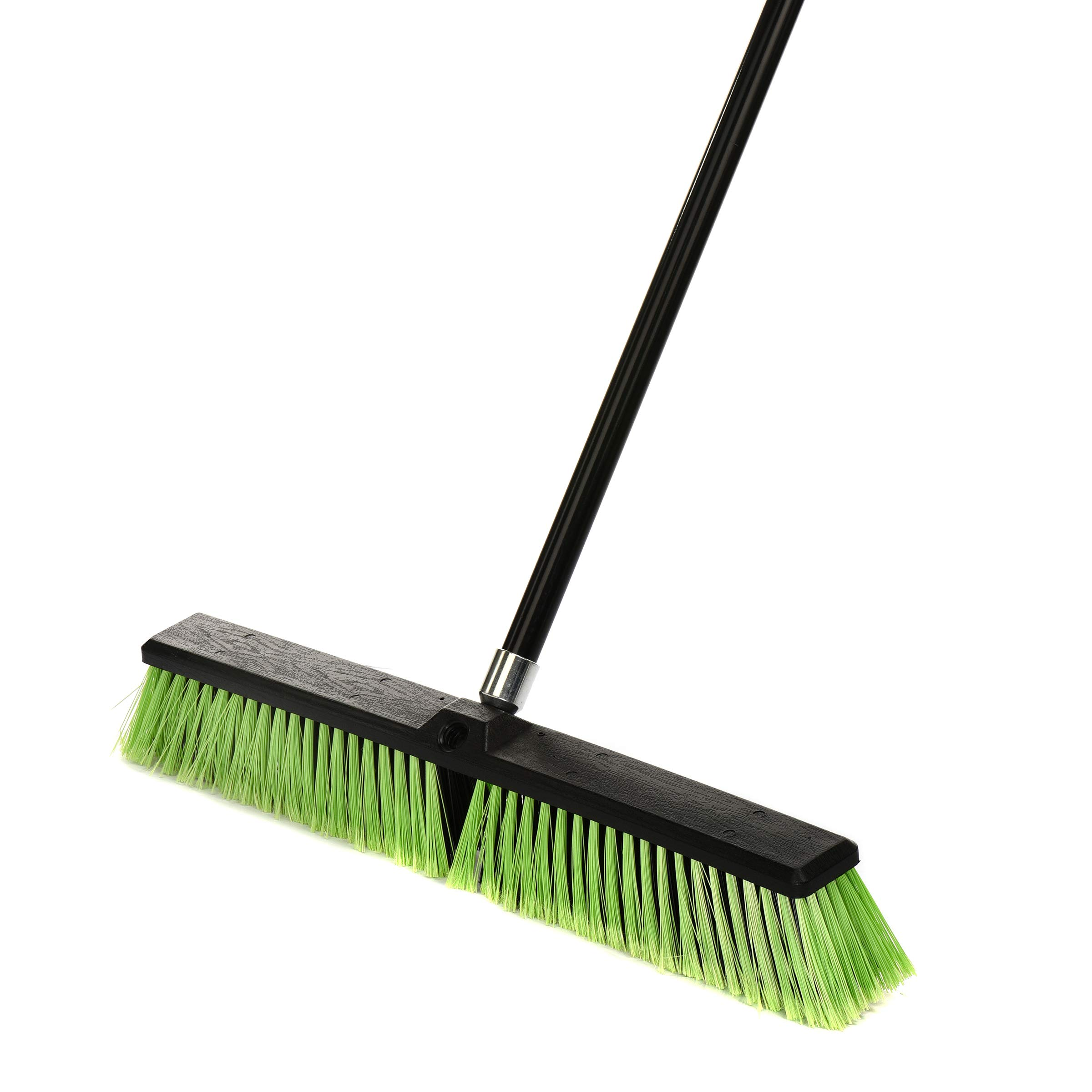 Alpine Industries Multi-Surface Push Broom (24 Inch)