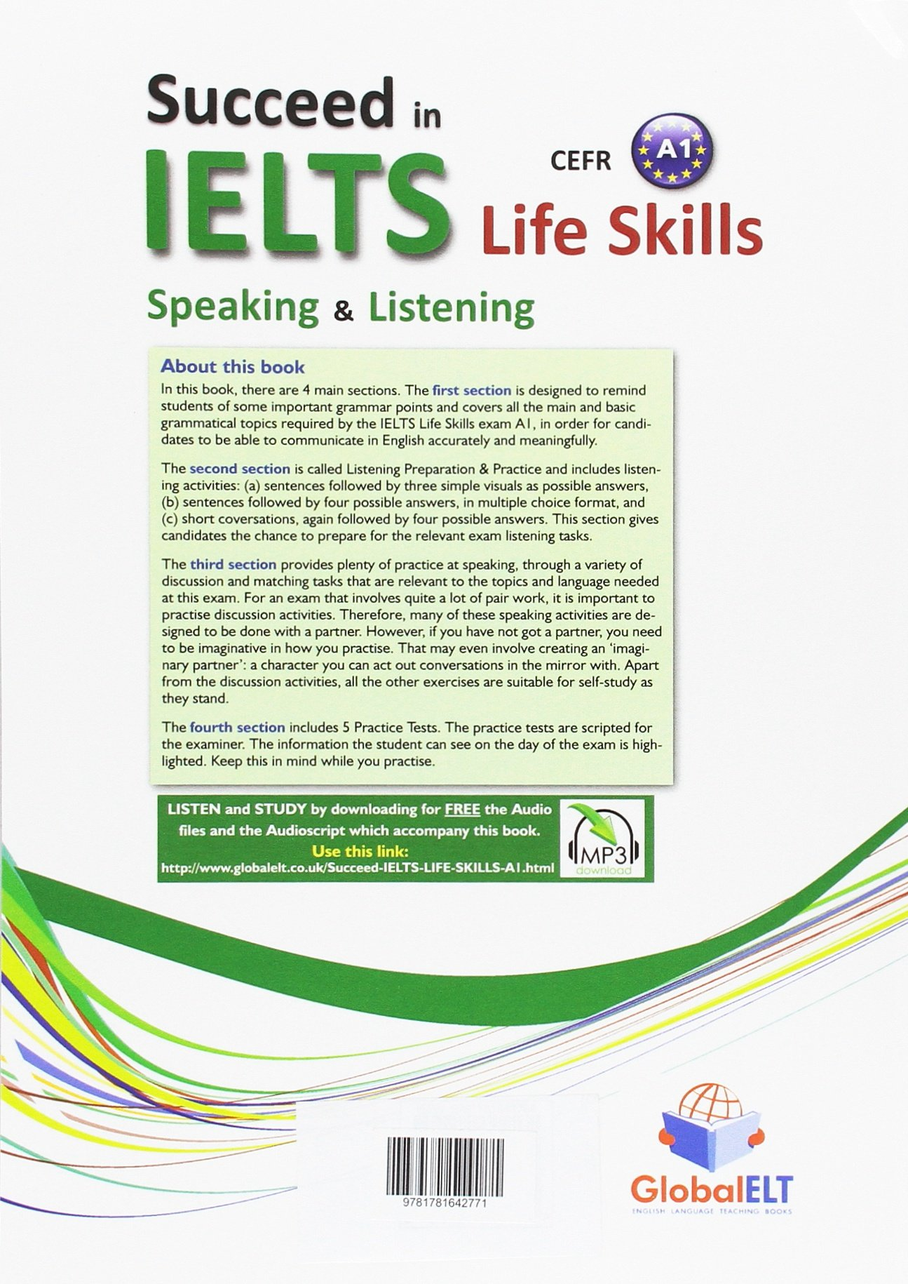 IELTS Life Skills - CEFR Level A1 - Speaking & Listening