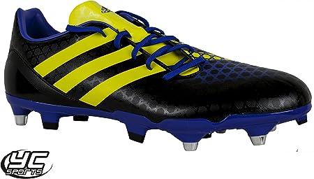 adidas Incurza TRX SG Botas de Rugby 6 espárragos Negro ...