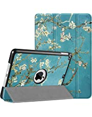 """FINTIE SlimShell Case for iPad mini 5th Gen 7.9"""" 2019 – Super Thin Lightweight Stand Protective Cover with Auto Sleep/Wake Feature for 2019 New iPad mini 5, Blossom"""