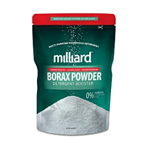 MILLIARD Borax Powder - Pure Multi-Purpose Cleaner 2 lb. Bag