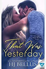 That Was Yesterday Kindle Edition