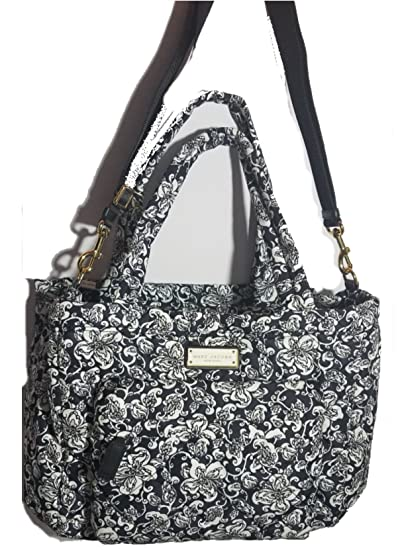 91f6f8326cd3 Amazon.com   Marc Jacobs Crosby Elizababy Quilted Paisley Baby Bag With  Changing Pad