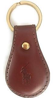 Amazon.com: Polo Ralph Lauren Mens Womens Pony Leather Black ...