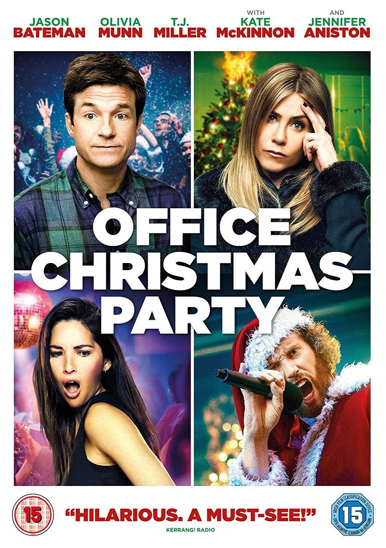 Office Christmas Party [DVD] [2016]: Amazon.co.uk: Jennifer Aniston ...