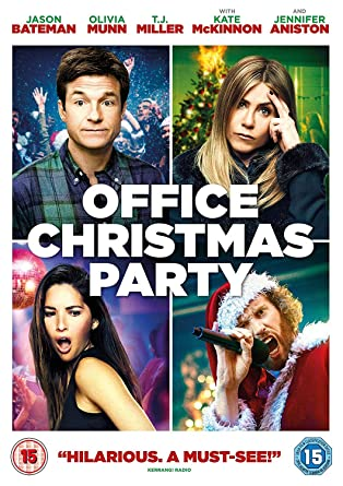 Office Christmas Party.Office Christmas Party Dvd 2016 Amazon Co Uk Jennifer
