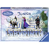 Ravensburger - 22314 - Labyrinthe Junior - Reine Des Neiges
