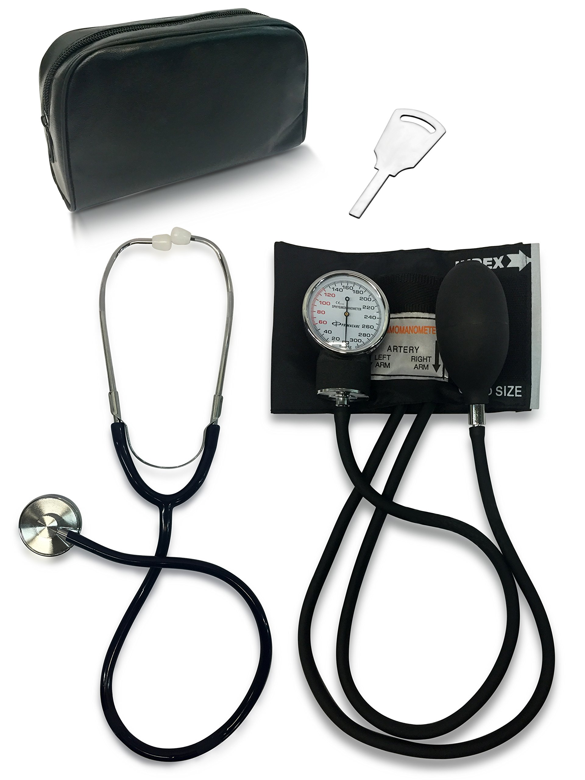 Primacare DS-9194 Classic Series Pediatric Blood Pressure Kit With Stethoscope by Primacare