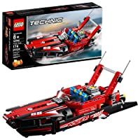 LEGO Technic Power Boat 42089 Building Kit 174 Piece