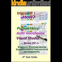 Auto warehouse Python+kivy Visual Studio: Training materials for